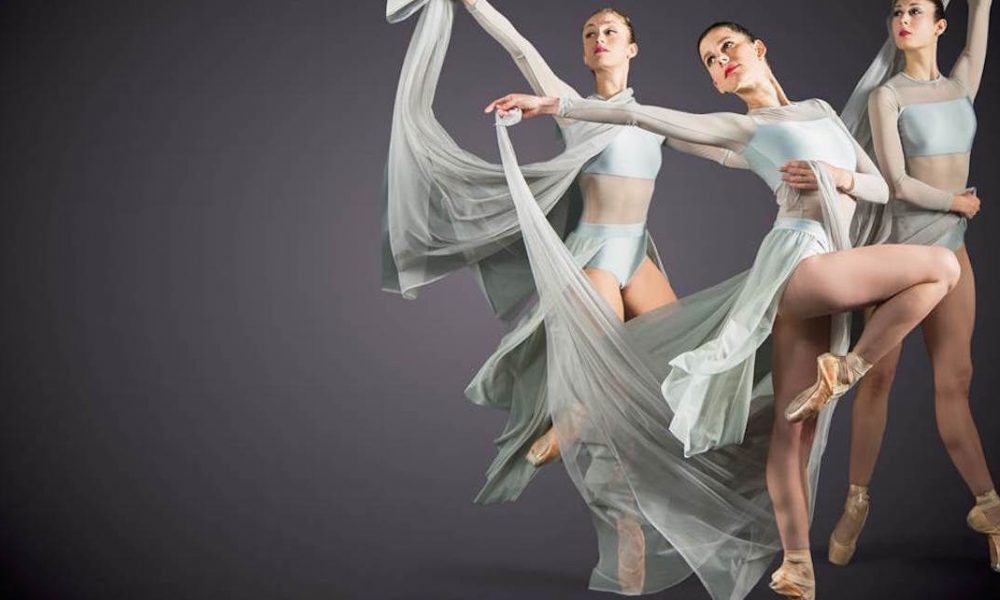 Ballet Spartanburg in 'Celebrating the power of Women'. Photo by Stephen Stinson