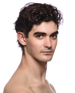 Boston Ballet II company member Thomas Harrison. Photo by Liza Voll, courtesy of Boston Ballet.