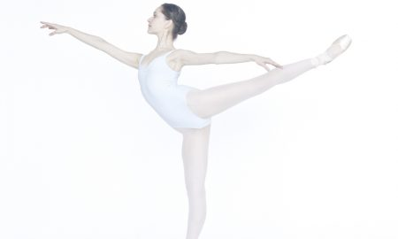 Caroline Perry of the Houston Ballet Academy. Photo courtesy of Houston Ballet.