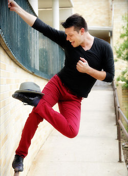 James Kinney: A musical theatre choreographer all his own
