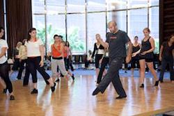 Dance studio owner conference