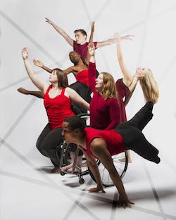 Full Radius Dance. Photo by Bubba Carr.