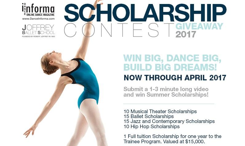 Joffrey Ballet School Scholarships