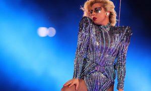 Lady Gaga Super Bowl Halftime. Photo-Billboard