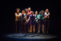 Cuban contemporary dance troupe