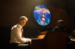 Ryan Gosling stars as 'Sebastian' in 'La La Land'. Photo by Dale Robinette.