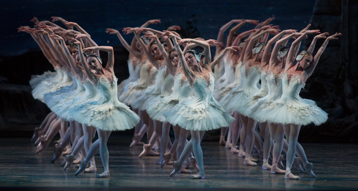 ABT Brings Tragic Classic Swan Lake To The Kennedy Center