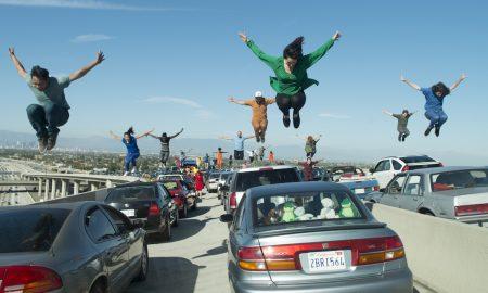 The cast of 'La La Land'. Photo by Dale Robinette.
