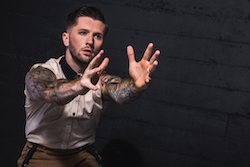 Travis Wall. Photo courtesy of Shaping Sound.