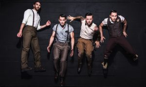 Travis Wall's Shaping Sound. Photo courtesy of Shaping Sound.