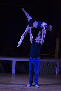 Urbanity Dance in 'Neruda's Book of Questions: An Exploration Through Music and Dance'. Photo by Leilani Thomas.