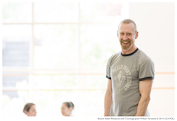 William Forsythe. Photo by Liza Voll.