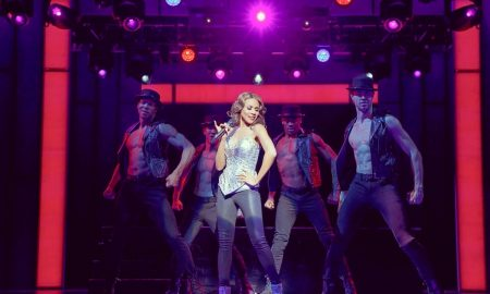 The Bodyguard North American Tour
