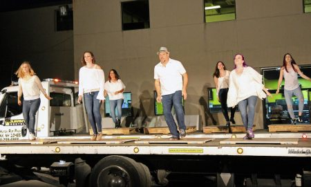 Anthony Lo Cascio and #Taplife Company. Photo courtesy of Lo Cascio.