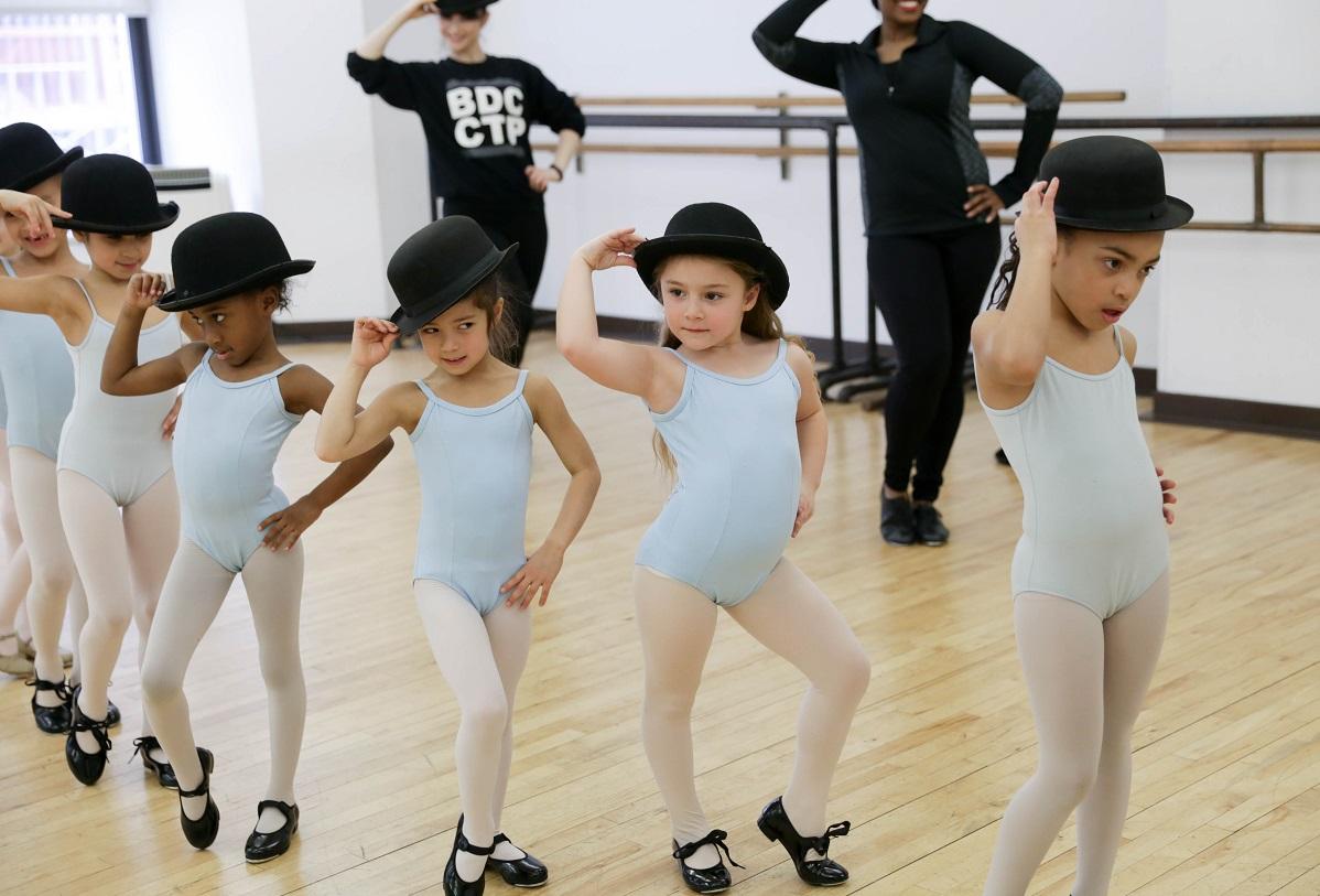Broadway Dance Center childrens dance classes