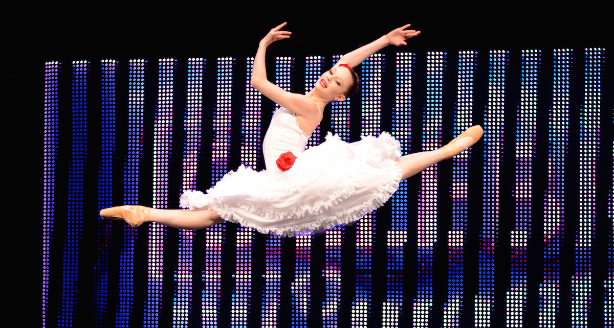 Photo courtesy of Celebrity Dance.