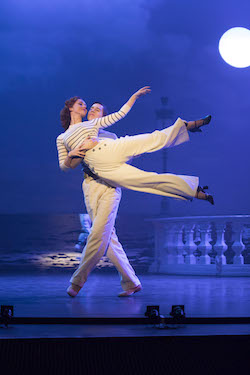 Matthew Bourne choreography