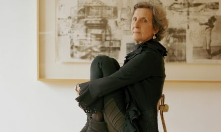 Trisha Brown. Photo by Lourdes Delgado.