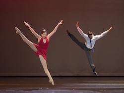 Dance Canvas 2017 - Jordan Keyon Smith's 'Ever Evolving'.