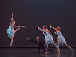 Dance Canvas 2017 - Lindsay Fritz's 'Out of Darkness'.