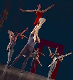 José Mateo Ballet Theatre. Photo by Gary Sloan.