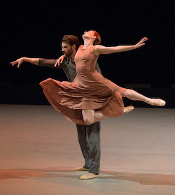 ABT's James Whiteside and Gillian Murphy. Photo by Christopher Duggan.