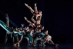 Cincinnati Ballet in Jennifer Archibald's 'Never.Nest.'. Photo by Peter Mueller.