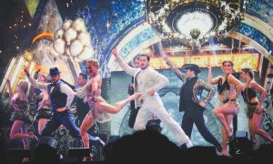 'Dancing with the Stars: Live! - We Came to Dance'. Photo courtesy of Segerstrom Center for the Arts.