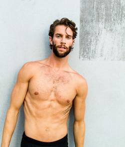 James Whiteside. Photo by Ballet Zaida.