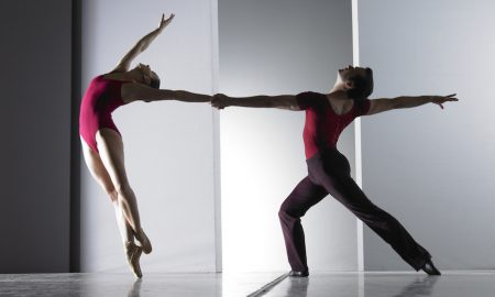 José Mateo Ballet Theatre's 'Inescapable Orbit'. Photo by Gary Sloan.