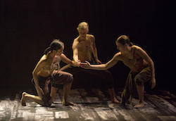 LADP in Sibi Larbi Cherkaoui's 'Harbor Me'. Photo by Rose Eichenbaum.