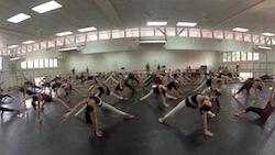 Movement Exchange class. Photo courtesy of Movement Exchange.