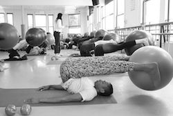 Steps offers Morning Fit and Steele Pilates classes