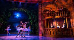 The cast of 'Anastasia' on Broadway. Photo by Matthew Murphy.