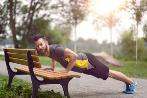 Outdoor cross training for dancers and dance teachers