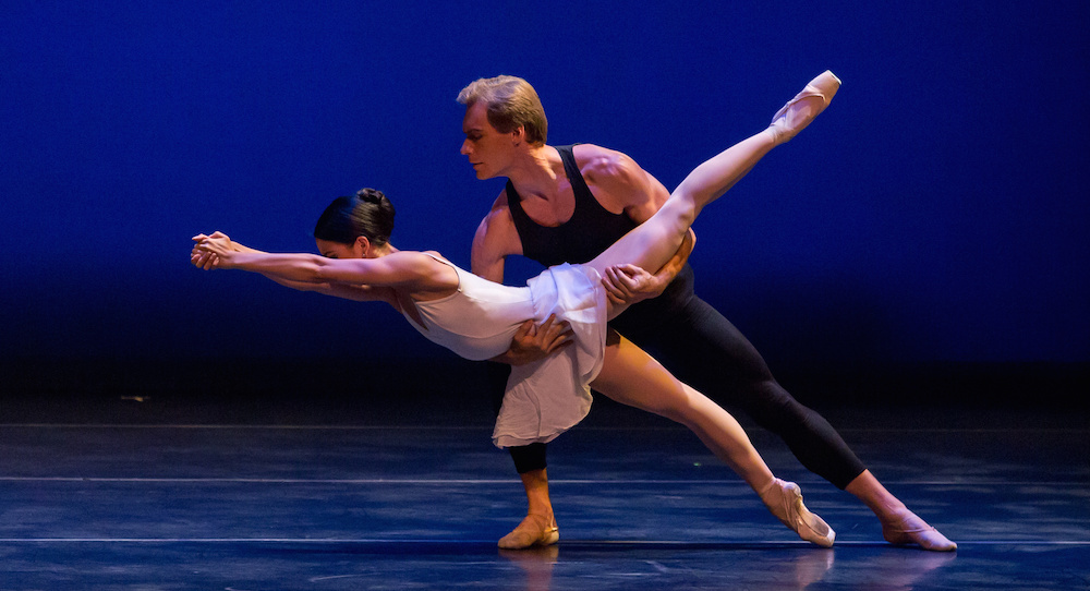 Texas Ballet Theater. Photo by Sharen Bradford of The Dancing Image.