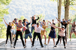 The School at Jacob's Pillow