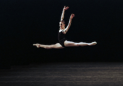 Agon by New York City Ballet