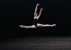 Agon by New York City Ballet