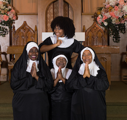 AbunDance's 'Sister Act, AbunDantly!'. Photo by Marc Enette.