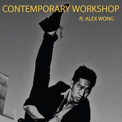 Alex Wong. Photo courtesy of Male Dancer Conference.