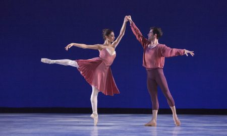 Atlanta Ballet 2. Photo by Kim Kenney.