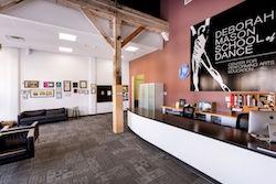 Deborah Mason Performing Arts Center. Photo courtesy of DMPAC.