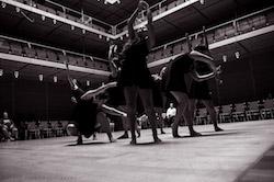 KAIROS Dance Theater at the Isabella Stewart Gardner Museum. Photo by Golden Lion Photography.
