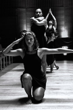 KAIROS Dance Theater at the Isabella Stewart Gardner Museum. Photo by Golden Lion Photography.