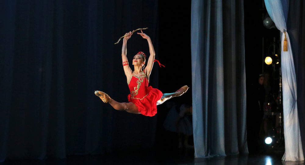 Tia Wenkman - 2017 ADC IBC 4th Place JR Female Division and Capezio Award Winner. Photo by SMaCK Arts.