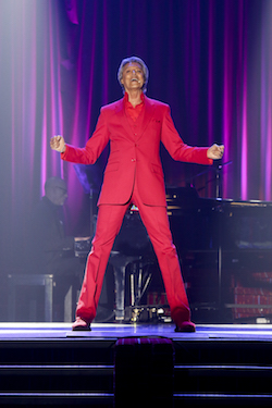 Tommy Tune opens The Actors Fund's Careeer Transition For Dancers 31st Jubilee with 'I Love It', music by Larry Grossman and lyrics by Buz Kohan. Photo by Richard Termine.