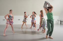 Vanessa Long Dance Company. Photo by Hub Willson Photography.