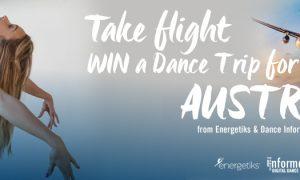 Win a Dance Trip to Australia