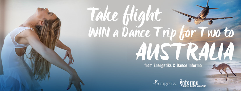 Win a Dance Trip to Australia